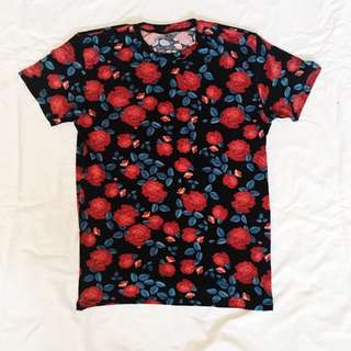 MNL T&S Floral shirt
