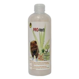 Pro-Tect 4 in 1 Shampoo Anti-Garapata 500ml