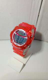 Best Sale !!! G sport transparan merah
