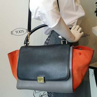Celine Trapeze Medium 2way-bag