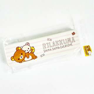 rilakkuma shima shima everyday metal pencil case (#33)
