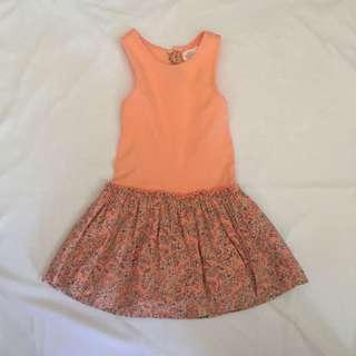 Toddler dress 12/18m