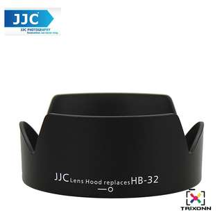 JJC LH-32 Lens Hood For NIKON AF-S DX Zoom-NIKKOR 18-135mm f3.5-5.6G (HB-32)