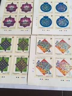 Spore 2002 Spore Festivals NVI Mint Stamps