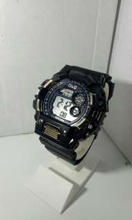 Best Sale !!! Q&Q Digital black model bulat
