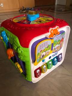 Vtech 玩具音樂盒