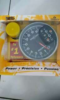 Tachometer / RPM auto meter (new 7 warna)