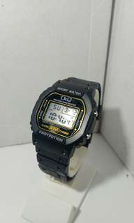 Best Sale !!! Q&Q black digital DW 5600