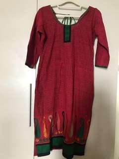 Indian top/tunic shalwar