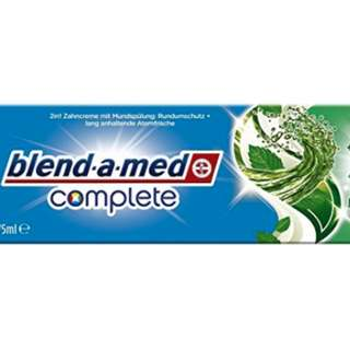 blend-a-med complete 2in 1 二合一牙膏 P&G