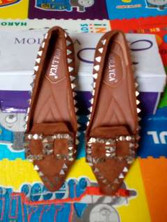New Studd Flatshoes
