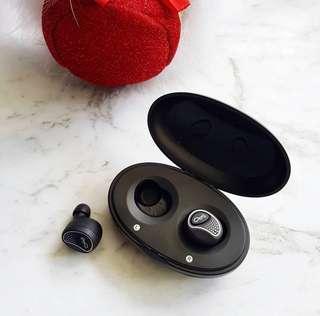 9成新 pump air 真無線藍芽運動耳機