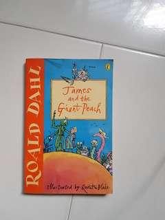 James and the Giant Peach (Roald Dahl)