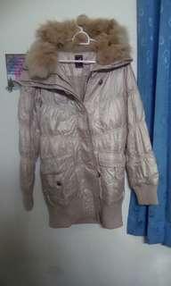 Jaket Tebal Bulu