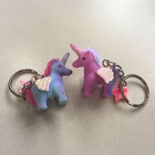 Unicorn Keychain 🦄