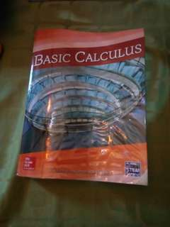 BASIC CALCULUS ( McGraw Hill)