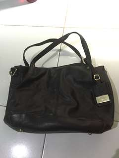 Hand bag black palomino