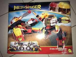 Oxfort High Quality Korean Lego-Meta Changer