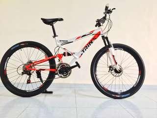Brand new TRINX SPIDER bike