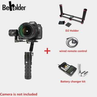 BEHOLDER EC1 3-Axis Handheld Gimbal Stabilizer - Display Set