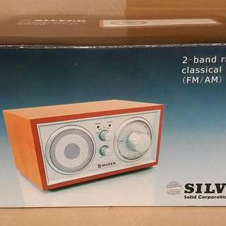 全新AM/FM Radio + Speaker