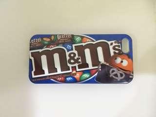 M&M iPhone 5/5s/SE Case