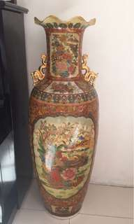 Vintage huge jars