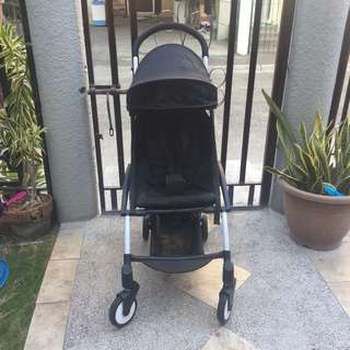 Unbranded compact stroller
