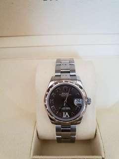 Rolex junior platinum face limited edition