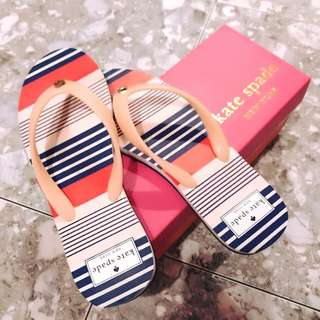 Kate Spade Slippers - Authentic