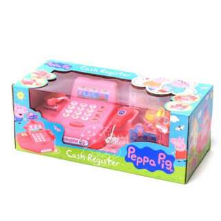 FREE SF Peppa Pig Cash Register