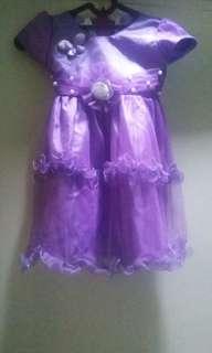 Dress anak (1-2thn)