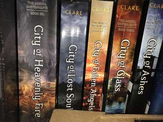 The Mortal Instruments Series (selling individually)