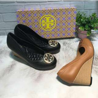Tory Burch Wedges Shoes Premium