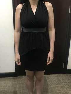 Dress halter