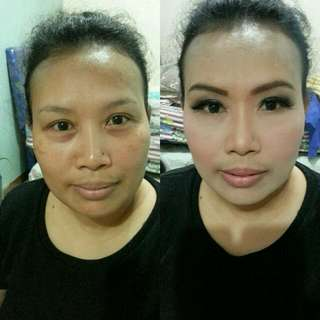 Makeup Service (Pesta, Graduation, Engagement)
