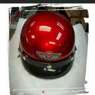 Helmet mhr iii, 125z,125zr,rxz,lc135, Kawasaki,ex5,modenas,suzuki