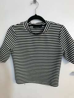 Glassons turtleneck top size s
