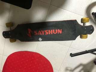 Sayshun Longboard
