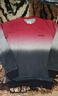 evil army gradation sweater