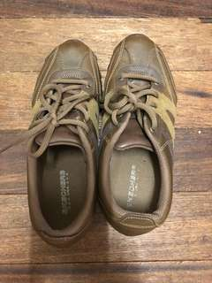 Skechers Leather Shoes
