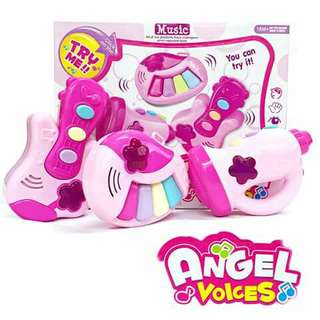 Angel Voices Musical Toy Set
