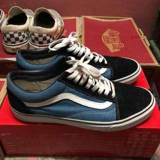 Vans Old Skool Blue Navy