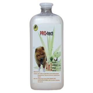 Pro- Tect 4 in 1 Shampoo Anti-Garapata 1000ml