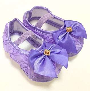 Baby Girl Shoes for 10 - 12 months old