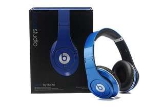 Beats Studio Over-ear - BLUE