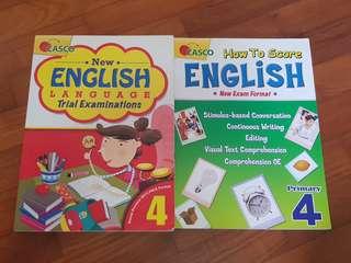 P4 How to Score English