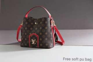 👜 LV 2 STRAP BAG
