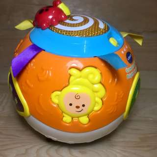 VTech Crawl and Leran Bright Lights Ball