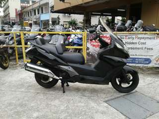 Silverwing 400